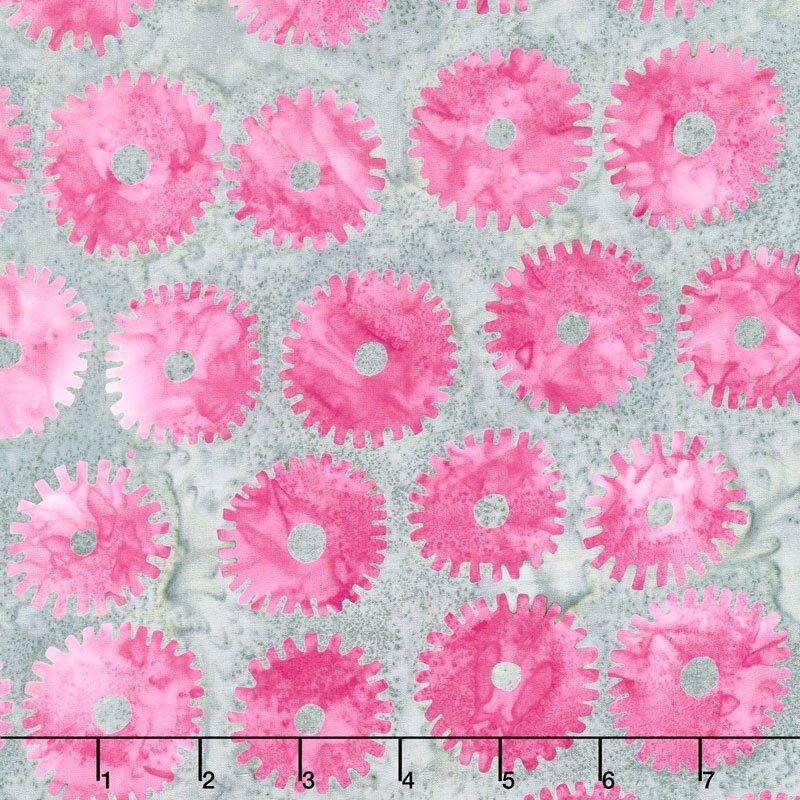 SAW CIRCLES - PINK