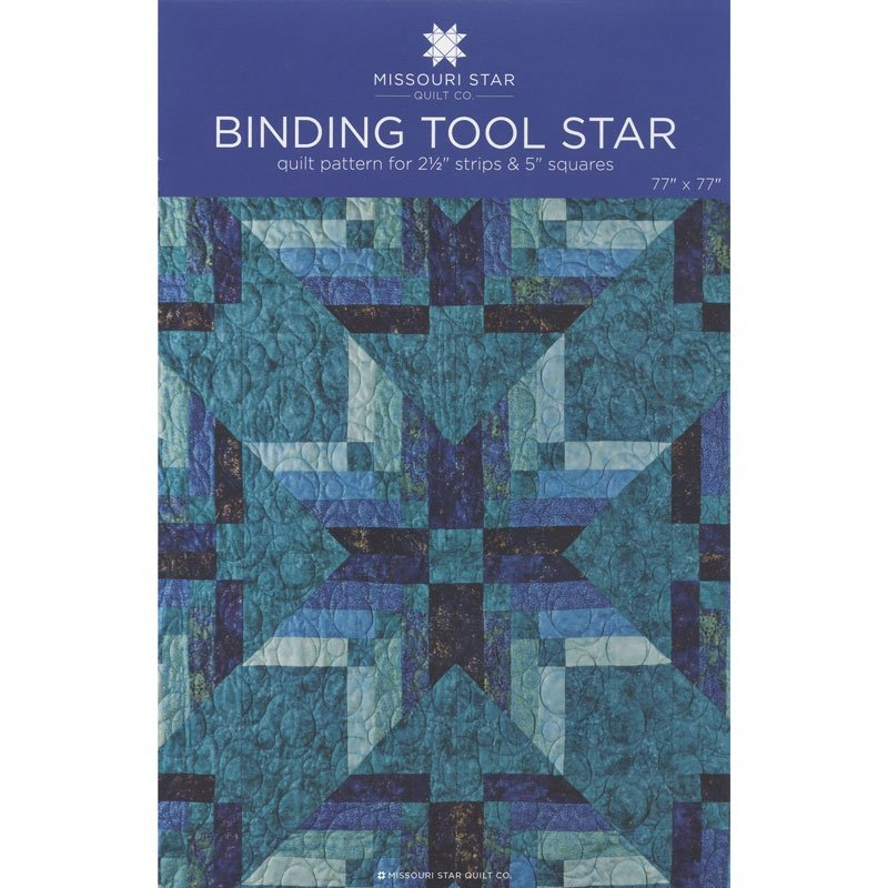 BINDING TOOL STAR PATTERN