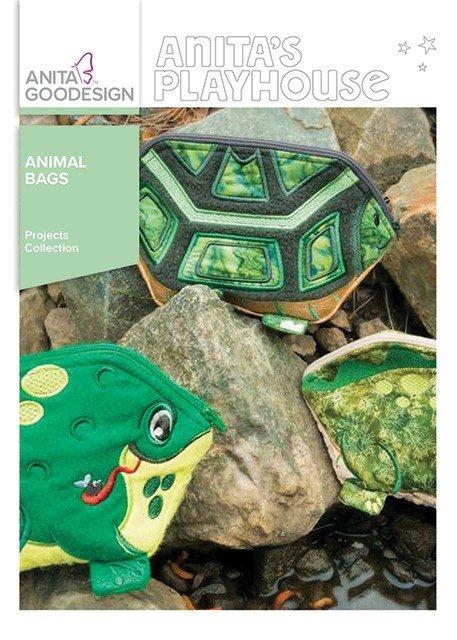 Anita Goodesign - Animal Bags