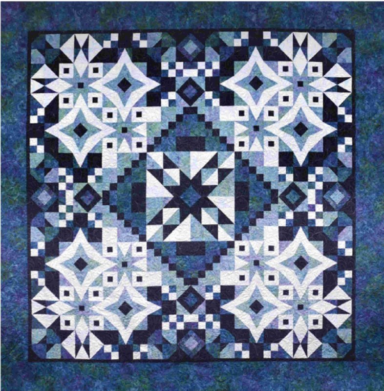 Asteria Block Of The Month Impressive Block Of The Month Quilt Patterns