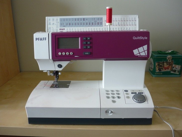 Pfaff QuiltStyle 2042