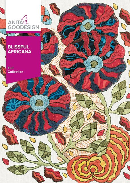 Anita Goodesign - Blissful Africana