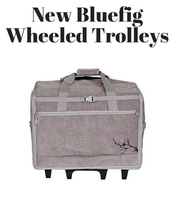 bluefig wheeled trolleys