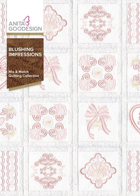 ANITA GOODESIGN - BLUSHING IMPRESSIONS