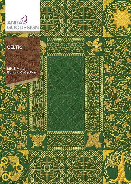 ANITA GOODESIGN - CELTIC