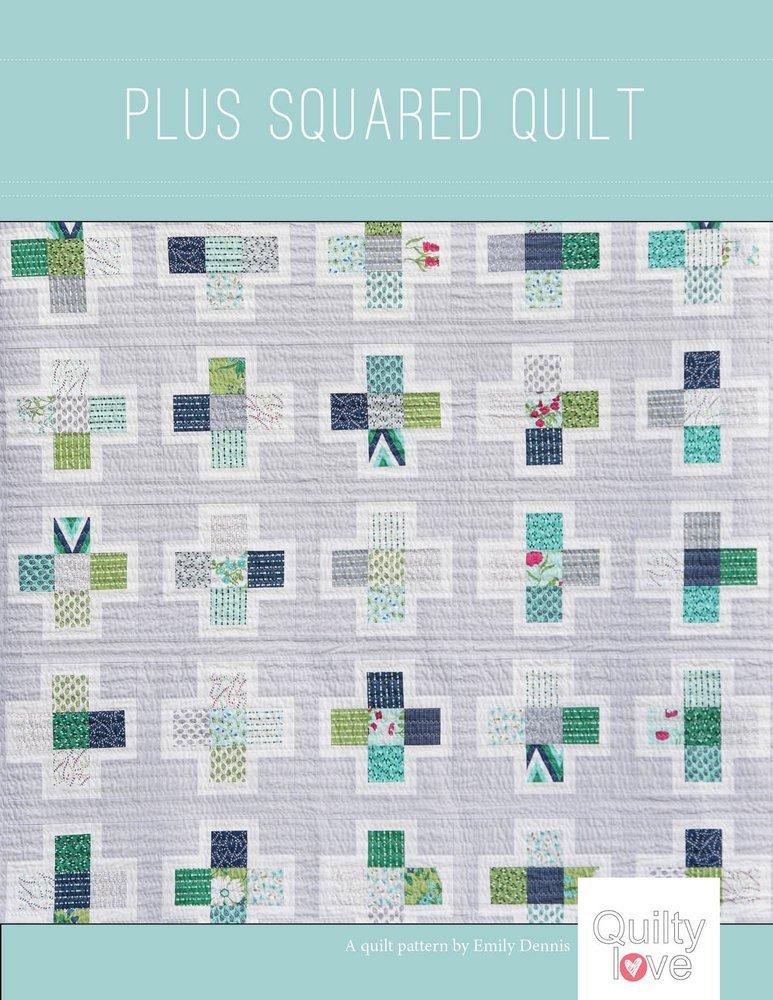 Plus Squared Quilt