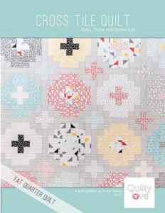 CROSS TILE QUILT
