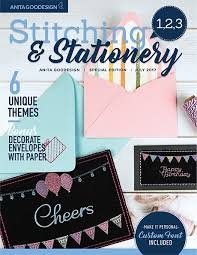 Anita Goodesign - Stitching & Stationary 123 SE