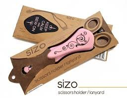 SIZO Aqua Scissor Holder