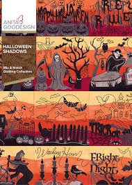 ANITA GOODESIGN - HALLOWEEN SHADOWS
