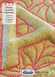 SIMPLY QUILTED ALPHABET-SIGNATURE