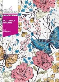 Anita Goodesign - Butterfly Dreams