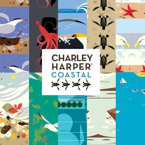 Charley Harper - Coastal FQ bundle