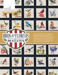 Anita Goodesign - Birds & Flowers of the 50 States
