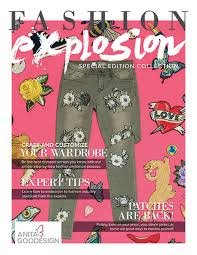 Anita Goodesign - Fashion Explosion Special Edition