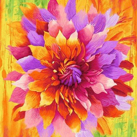 24 Flower Panel