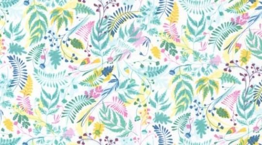 LIFE AQUATIC - SEA FLORAL - MULTI