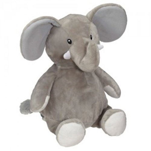 Elford Elephant Buddy Grey