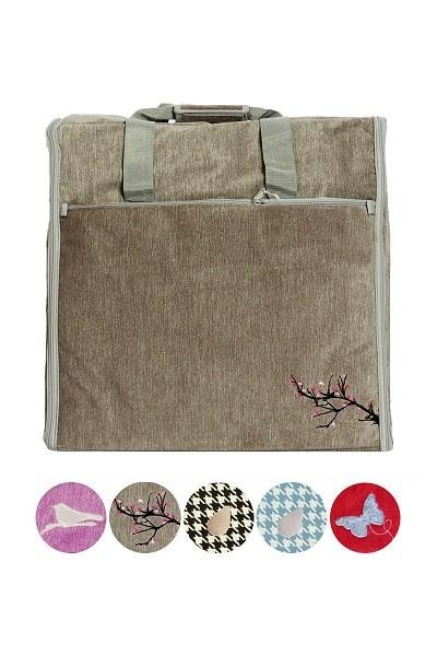 BlueFig Designer Series Embroidery Bags