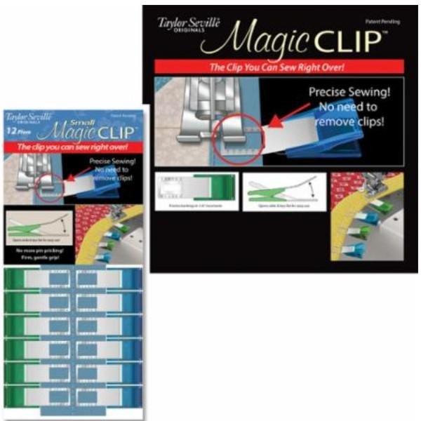 MAGIC CLIP SMALL 12 CT