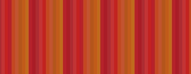 Getting to Know Hue Red Stripes