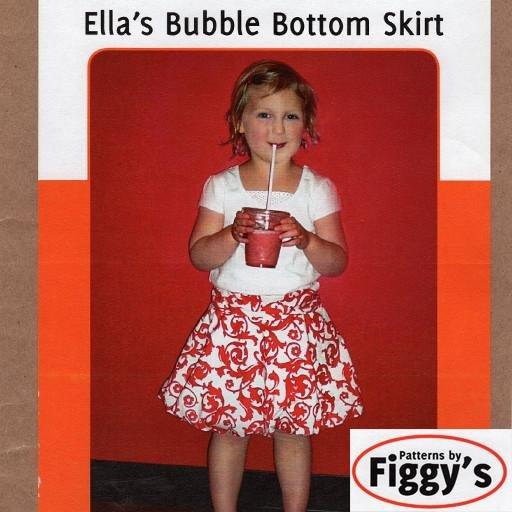 ELLA'S BUBBLE BOTTOM SKIRT