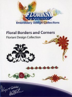 FLORIANI FLORAL BORDERS AND CORNERS