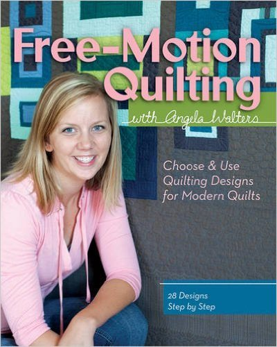 FREE MOTION QUILTING W/ ANGELA WALTERS
