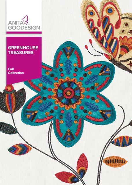 Anita Goodesign - Greenhouse Treasures