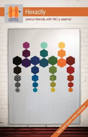 Hexactly Quilt Pattern