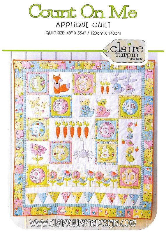 COUNT ON ME QUILT
