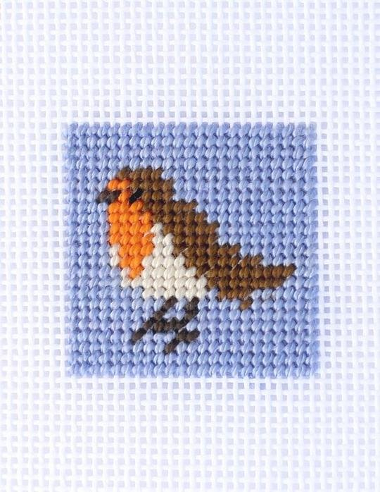 ROBIN - DIY CHARTED TAPESTRY KIT