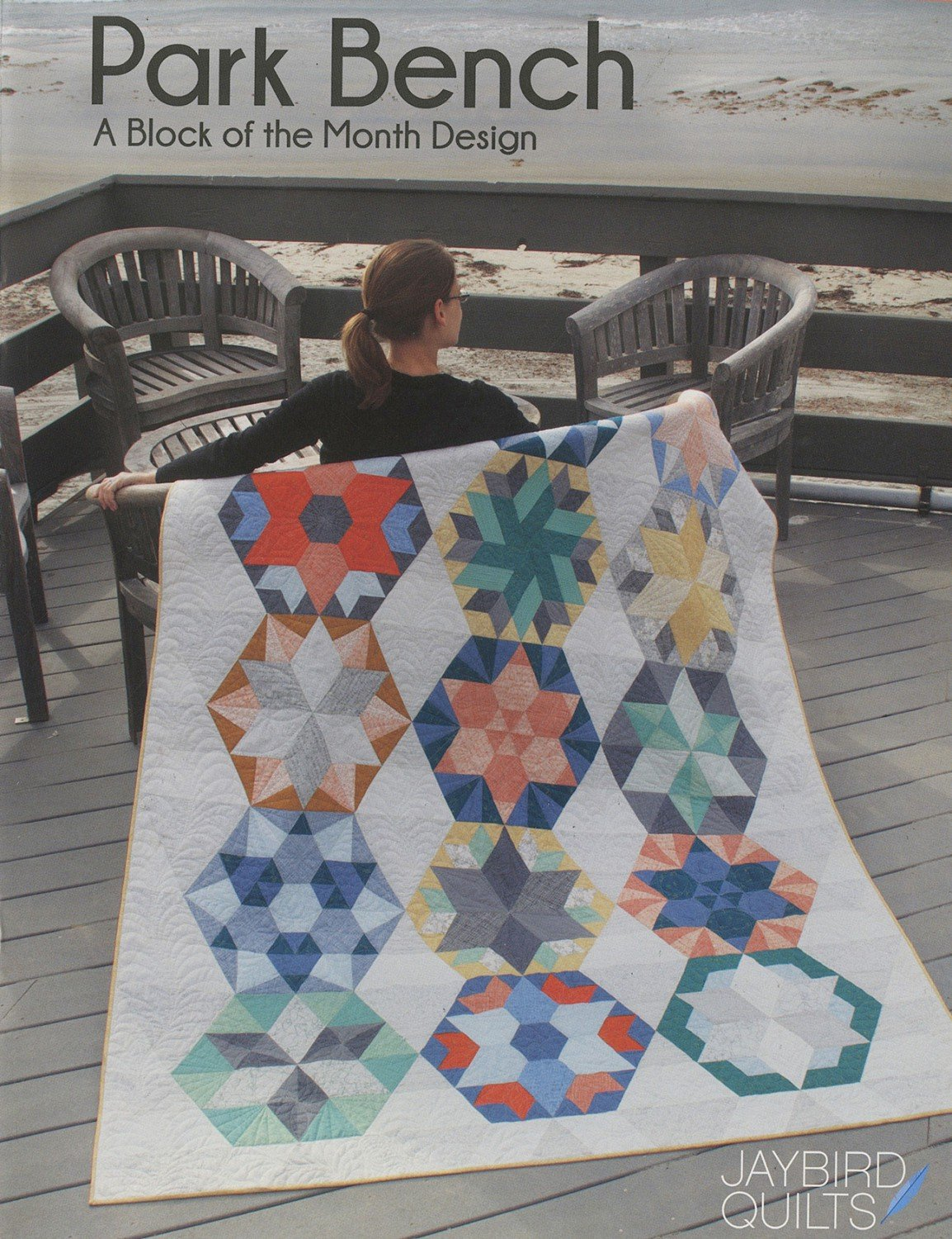 PARK BENCH / JAYBIRD QUILTS