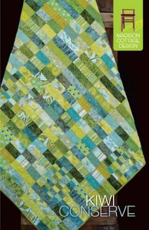 Kiwi Conserve Quilt Pattern