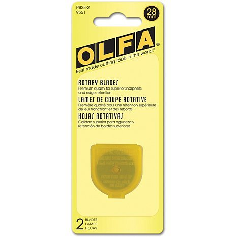 BLADE REFILL FOR RTY1 2CT BULK OLFA
