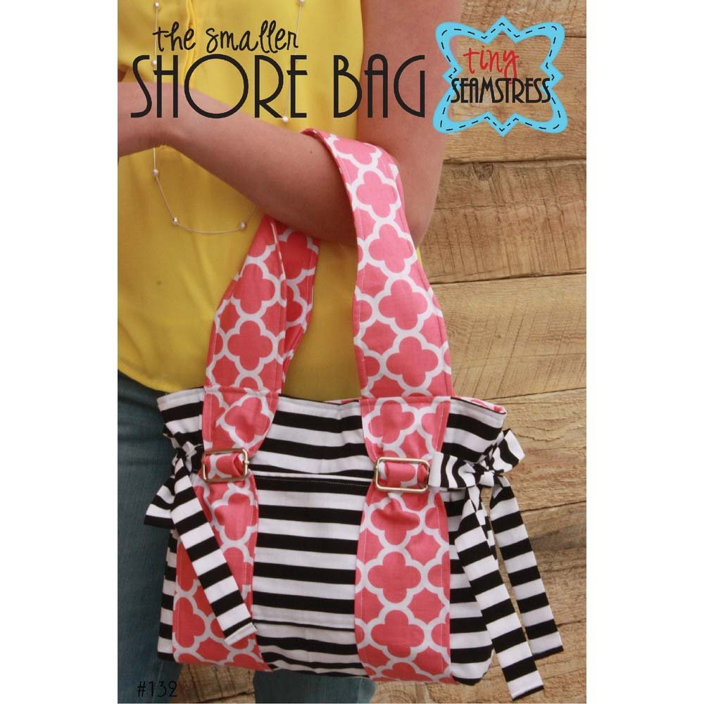 THE SMALLER SHORE BAG