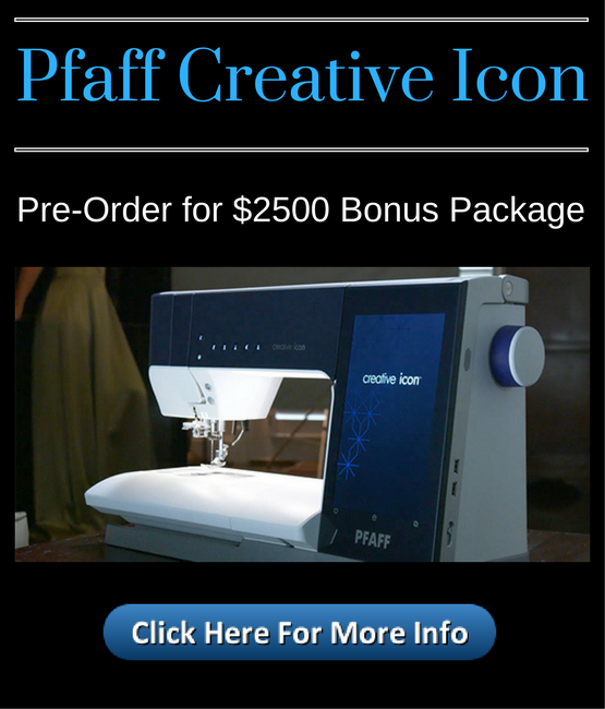 New Pfaff Creative Icon
