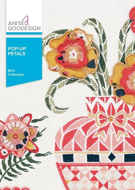Anita Goodesign - Pop-Up Petals