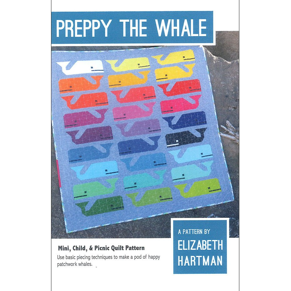 WHALE KIT INCL (27) 10 SQS INCLUDES  BKGROUND