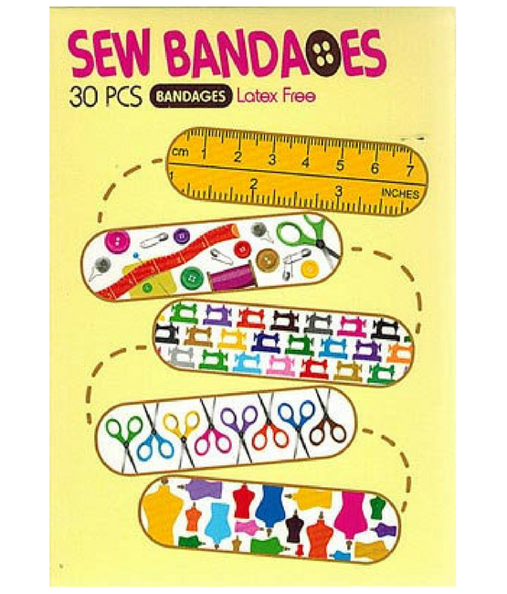 novelty sewing bandages