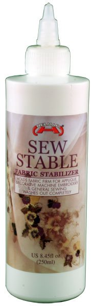 SEW STABLE FABRIC STABILIZER