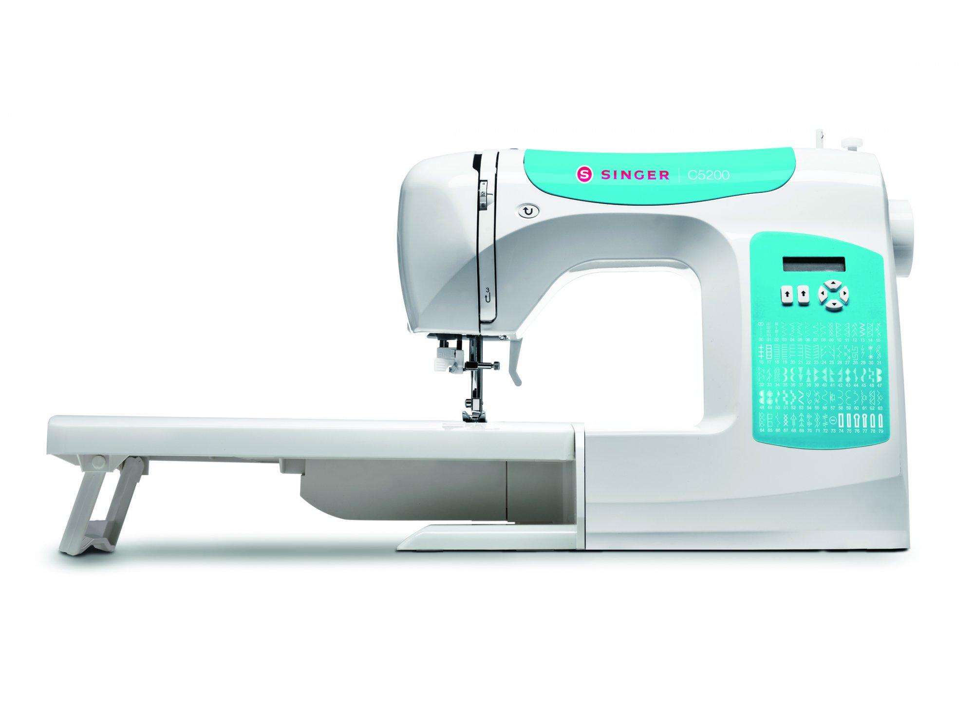 Singer C5200  computerized sewing machine