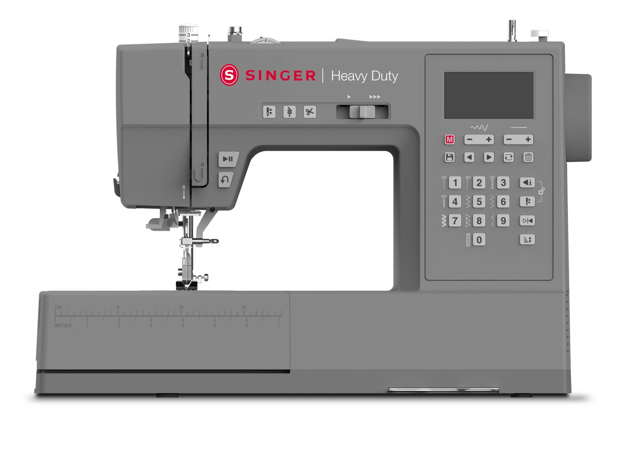 Heavy Duty 6800C Sewing Machine