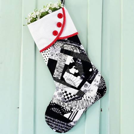 PIECE AND GOODWILL STOCKING PATTERN