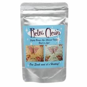 Retro Clean Soak 4oz Trial Size Bag