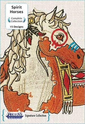 Spirit Horses Floriani Signature