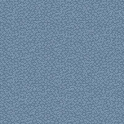 Baseline-Flowers Blue