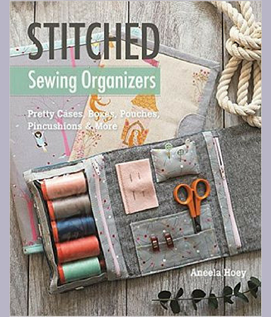 Stitched Sewing Organizer