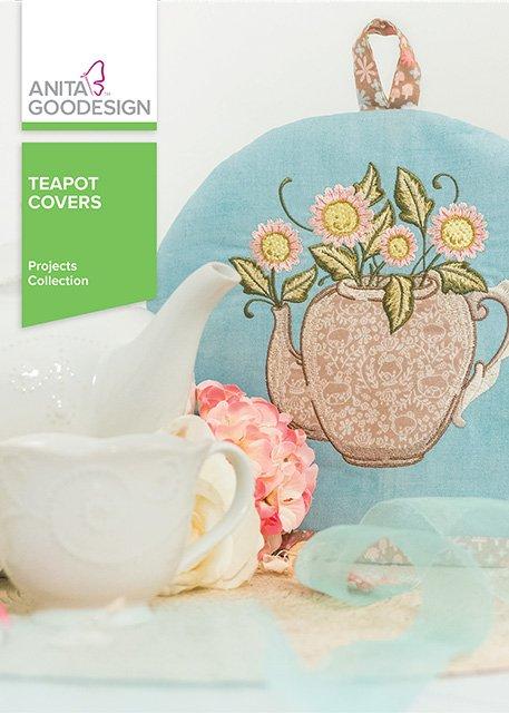 Anita Goodesign - Teapot Covers