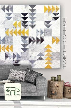 Twisted Geese Quilt